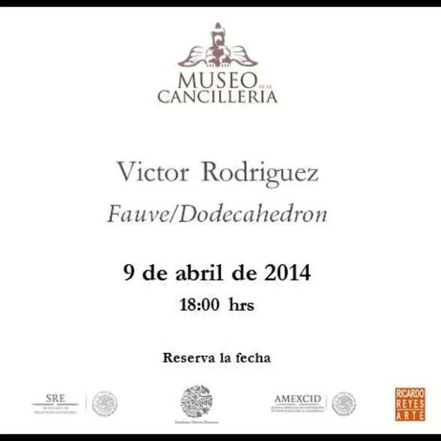 Victor Rodriguez - Fauve / Dodecahedron