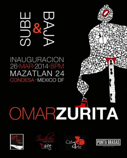Art Now - Omar Zurita
