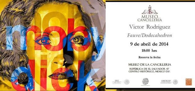 Victor Rodriguez presenta Fauve / Dodecaedron