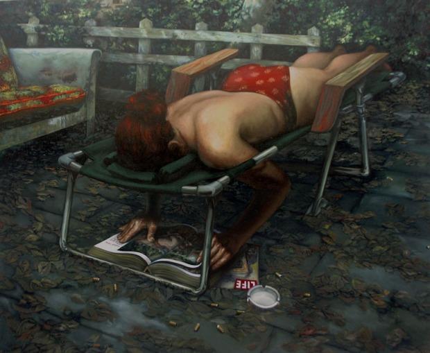 Análisis minucioso sobre arte contemporáneo 2010