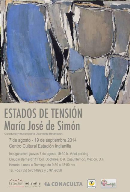 Maria Jose De Simon Estados de Tension