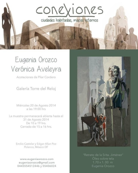 Torre El Reloj - Eugenia Orozco 2