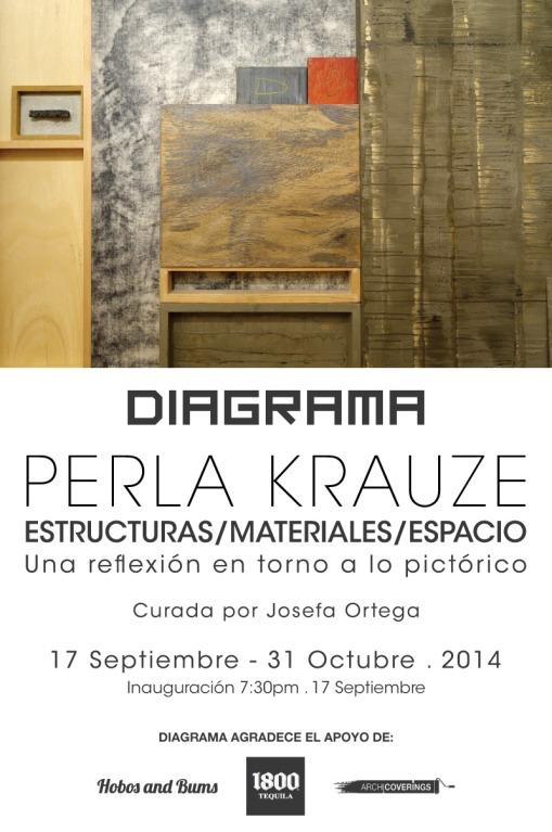 Diagrama - Perla Krauze