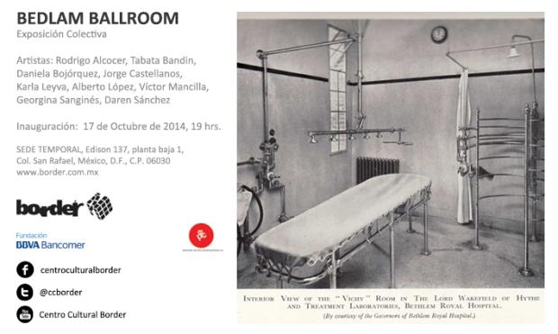 Border - Bedlam Ballroom