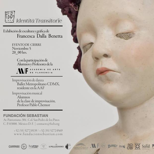 Francesca Dalla Benetta - Identida Transitorie - Clausura