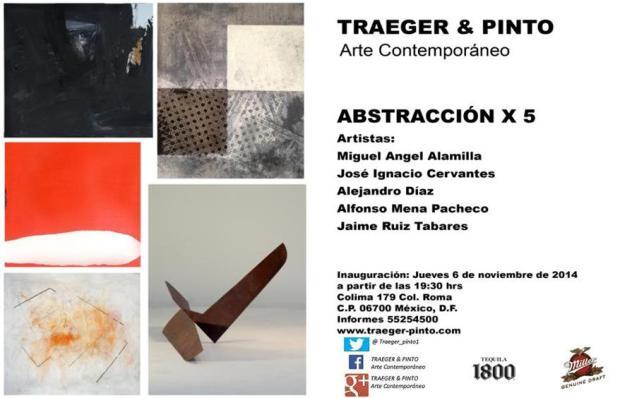 Traeger & Pinto - Abstraccion 5