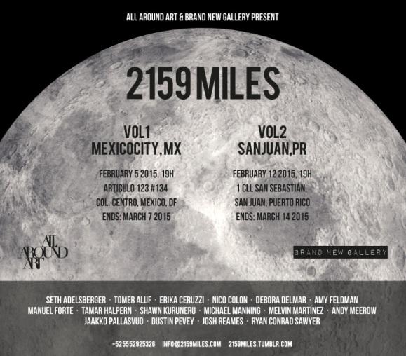 2159 miles