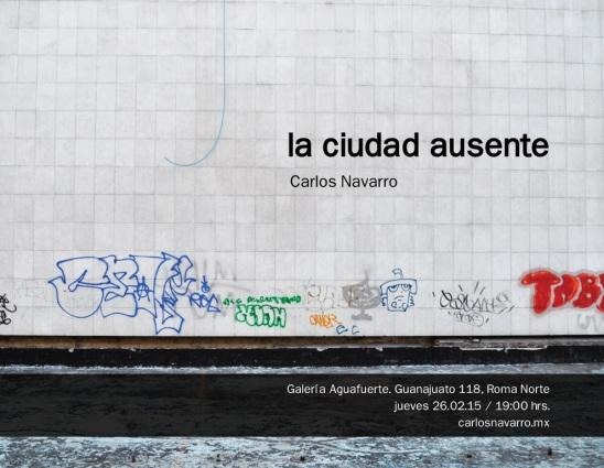 Aguafuerte - Carlos Navarro 2