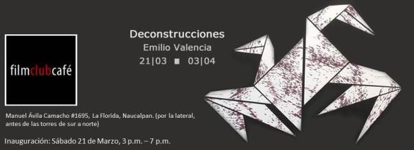 Film Club Cafe - Deconstrucciones