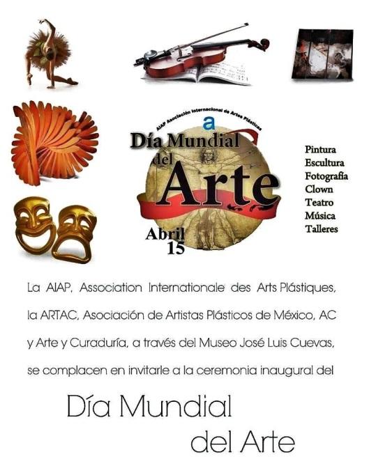 Dia Mundial del Arte 2015