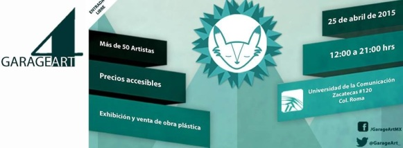 Garage Art - Colectiva
