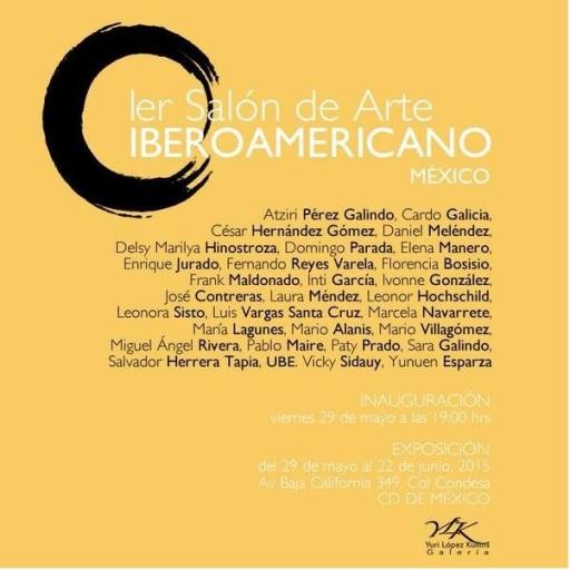 Yuri Lopes - 1er Salon de Arte Iberoamericano