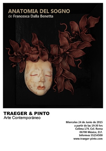 Traeger & Pinto - Francesca Dalla Benetta - Anatomia del Sogno