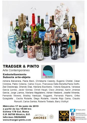 Traeger & Pinto Subasta embotellamiento