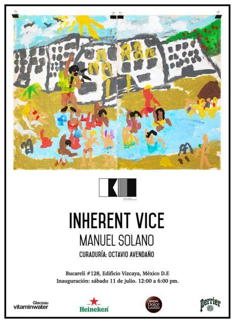 Karen Huber - Inherent Vice