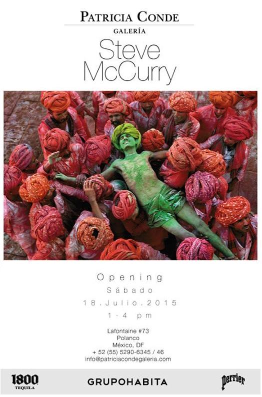 Patricia Conde - Steve McCurry - Corto