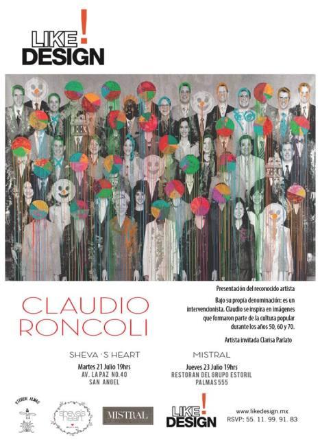 Shevas Hart - Claudio Roncoli