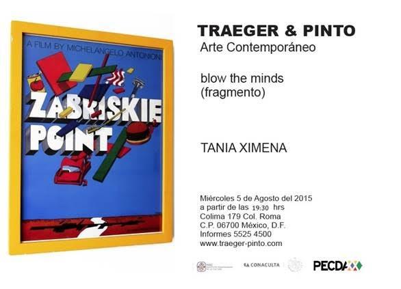Traeger & PInto - Tania Ximena