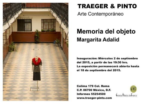 Traeger & Pinto - Memoria del Objeto.