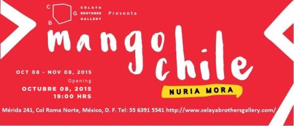 Celaya Brothers - Mango Chile
