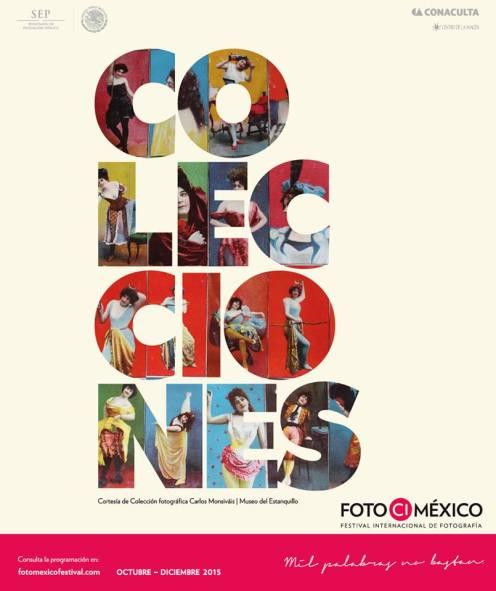 FOTO MEXICO FESTIVAL - Colecciones