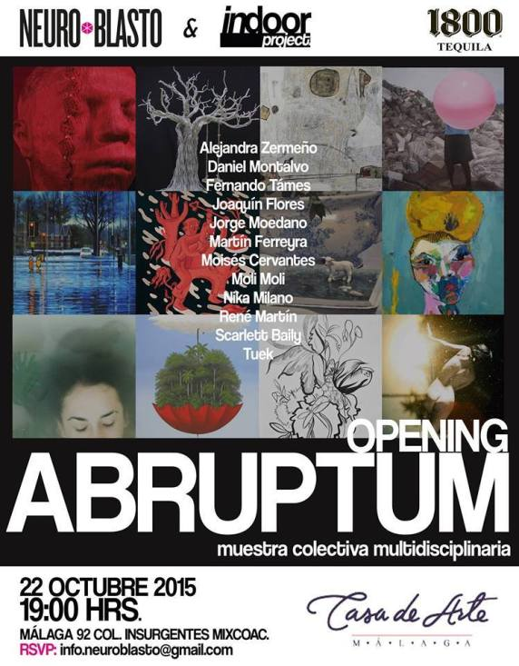 Malaga - Abruptum