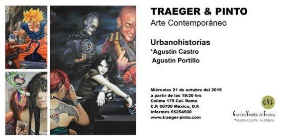 Traeger & PInto - Urbanohistorias