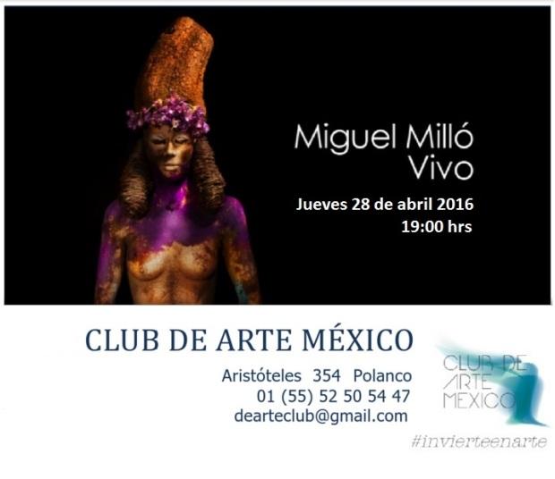 Club de Arte Mexico - Miguel Millo.jpg