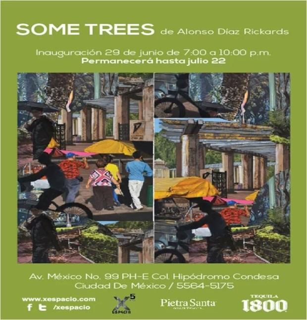 X Espacio de arte - Some Trees.jpg